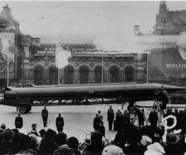 Missile ballistique soviétique R12