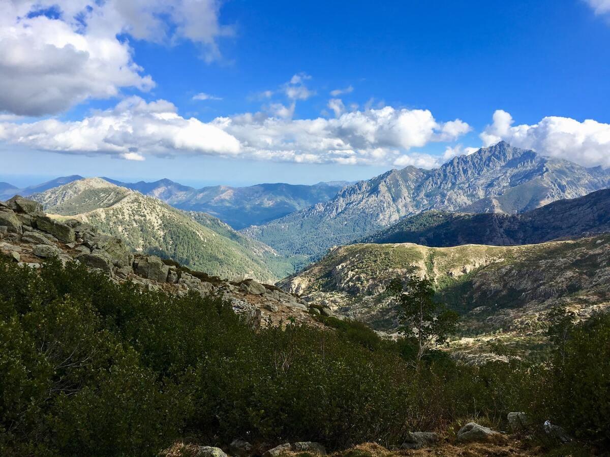 GR20 randonnée en Corse